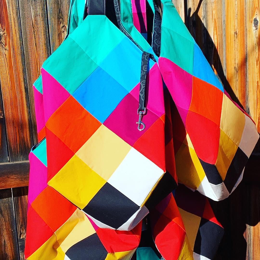 YMCA Color Mondo Bags