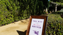 The Bridal Brunch Recap