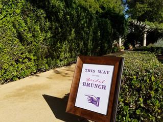 The Bridal Brunch Recap