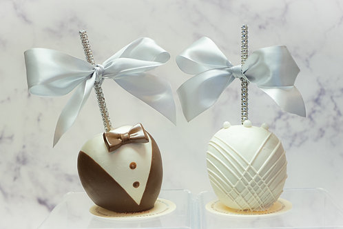 Elegant Wedding Apples