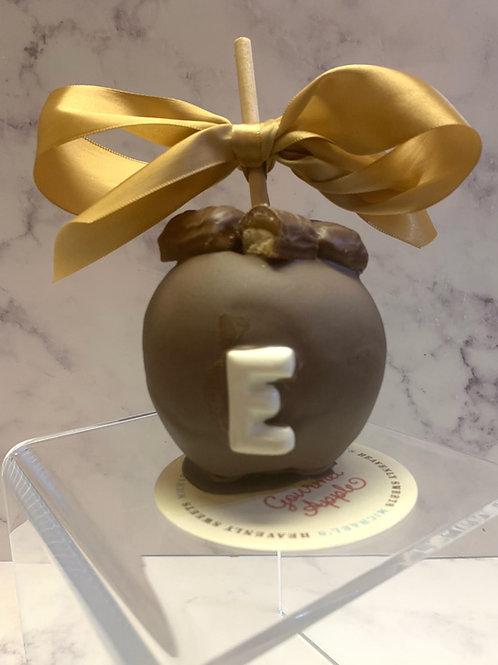 Plain Chocolate Twix Apple