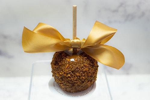 Gourmet Caramel & Butterfinger Apple