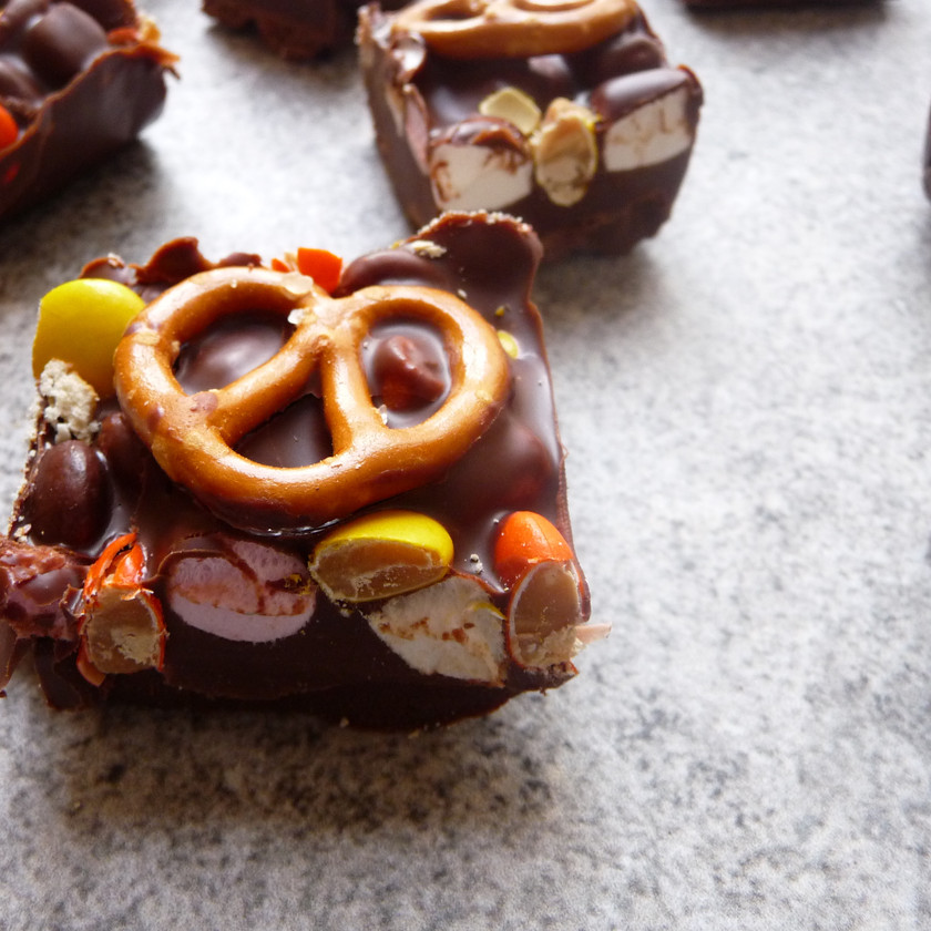 Sweet&Salty Chocolate Bars