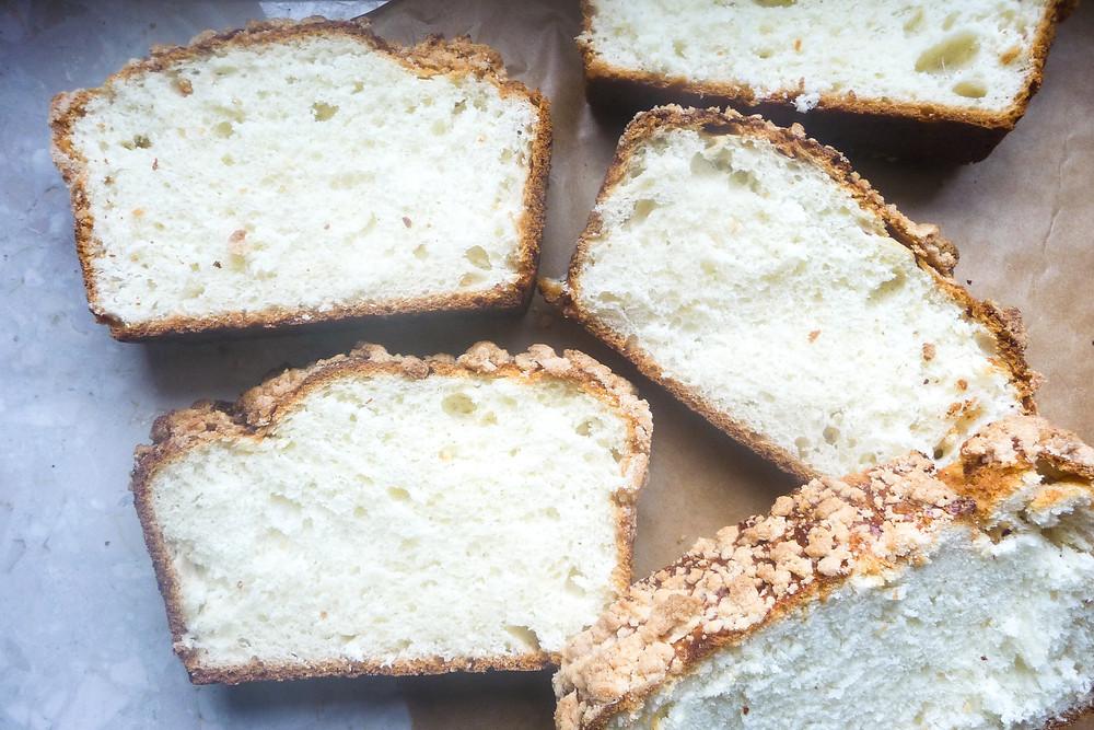 Buttery Sweet Bread - Drozdzowka