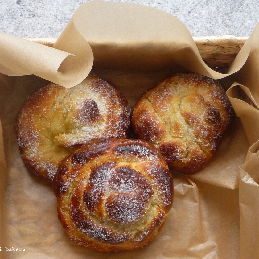 Swedish Sweet Kringles