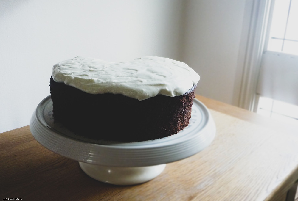 Double Chocolate Guinness Cake