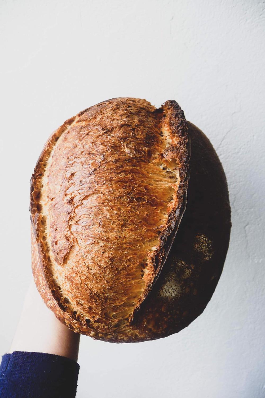 Breakfast Sourdough Bread recipe