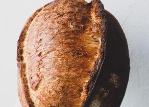 Breakfast Sourdough Bread - introduction