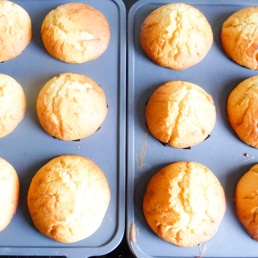 Mini Buttermilk Bundt Cakes