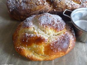 Swedish Sweet Kringles (Sockerkringlor)