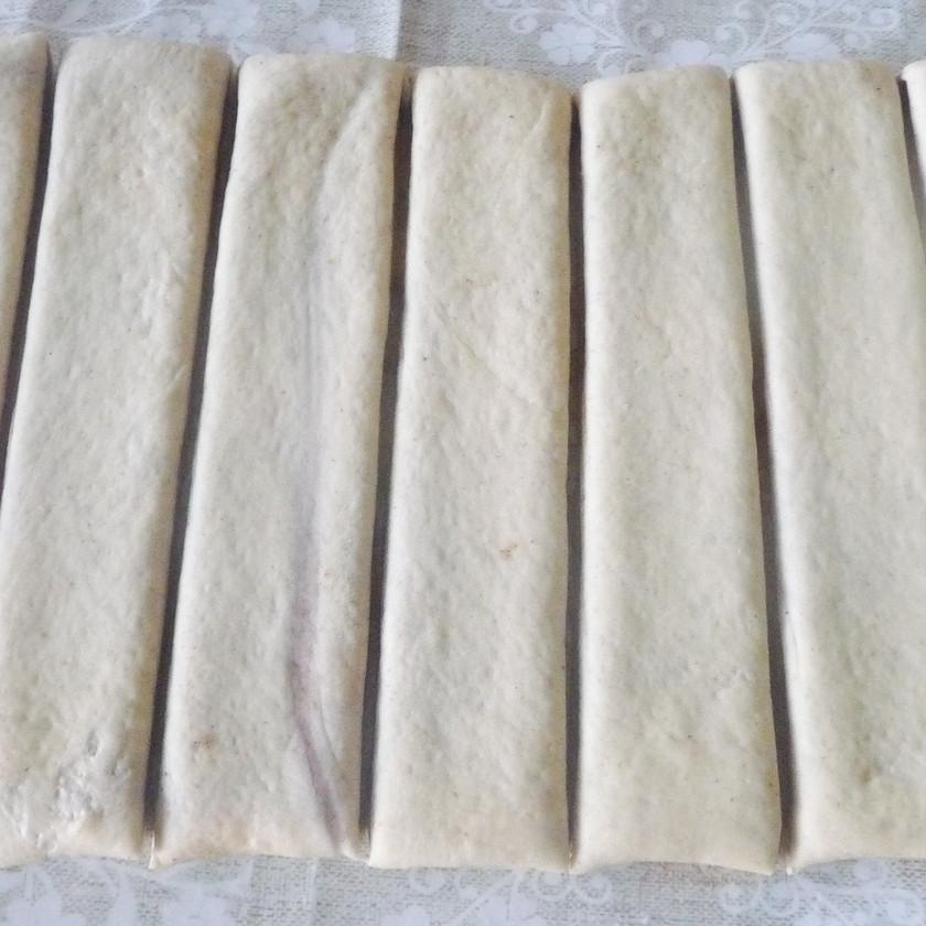 Cardamom Cinnamon Rolls (Bullar)