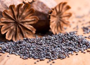 Poppy seed filling