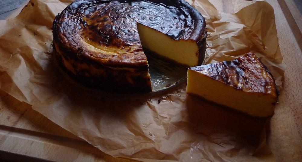 Rustic Cheesecake