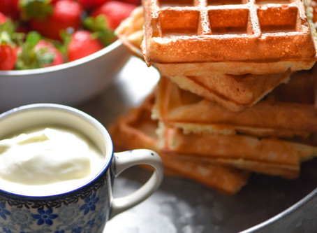 Waffles - Base Recipe