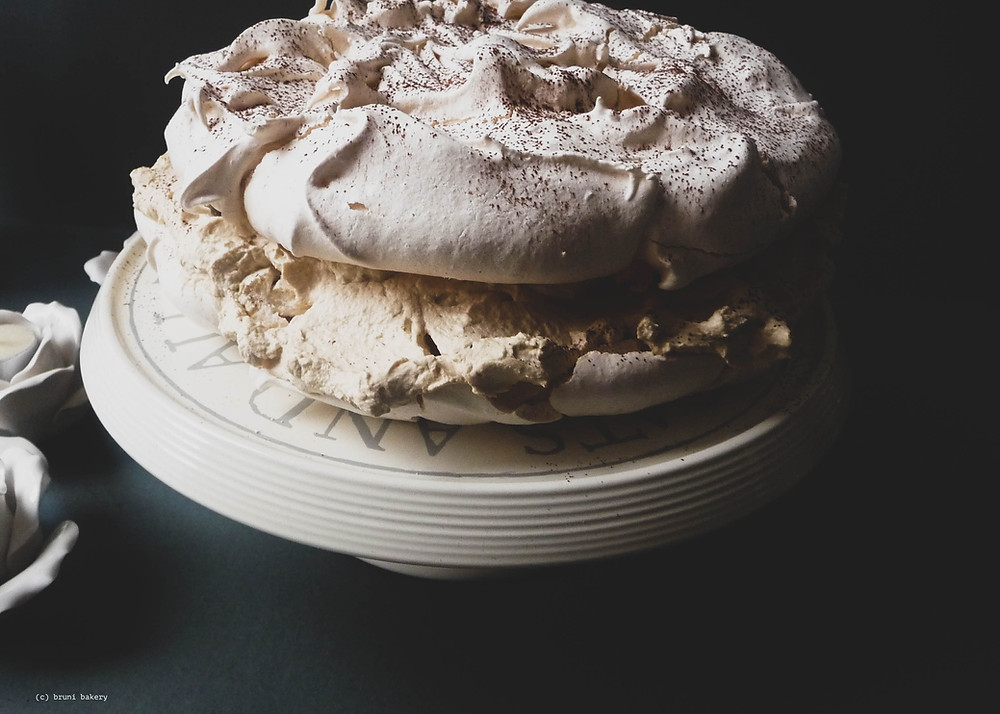 Irish Coffee Pavlova