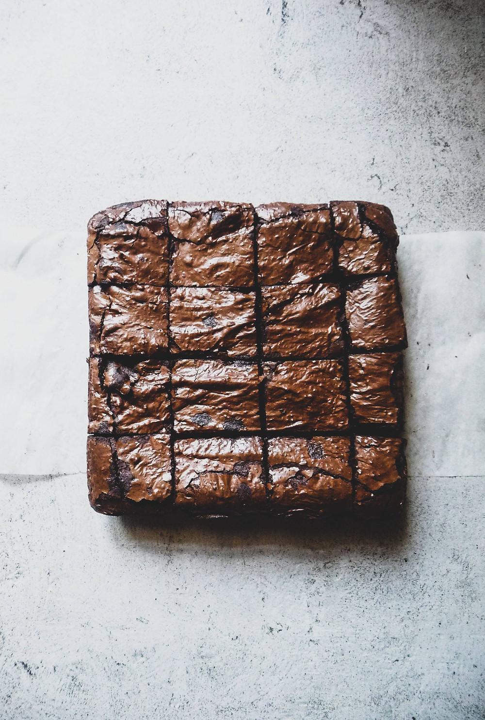 Spelt Brownies
