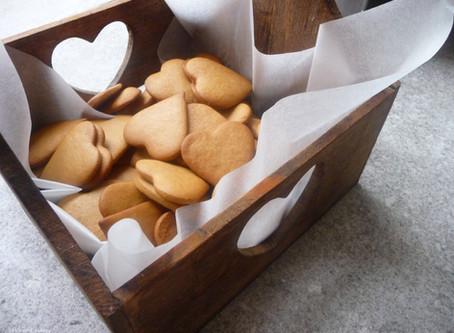 Favourite Swedish Gingerbread Cookies (Pepparkakor)