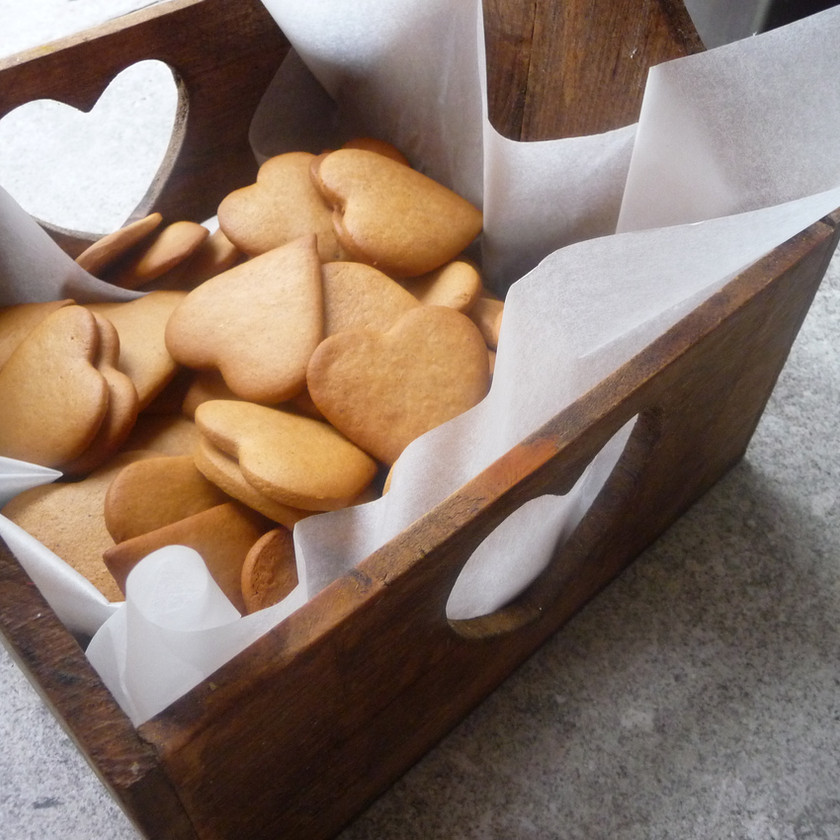 Favourite Swedish Gingerbread Cookies (Pepparkakor)