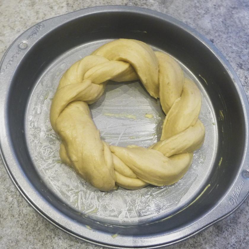 Homemade Brioche