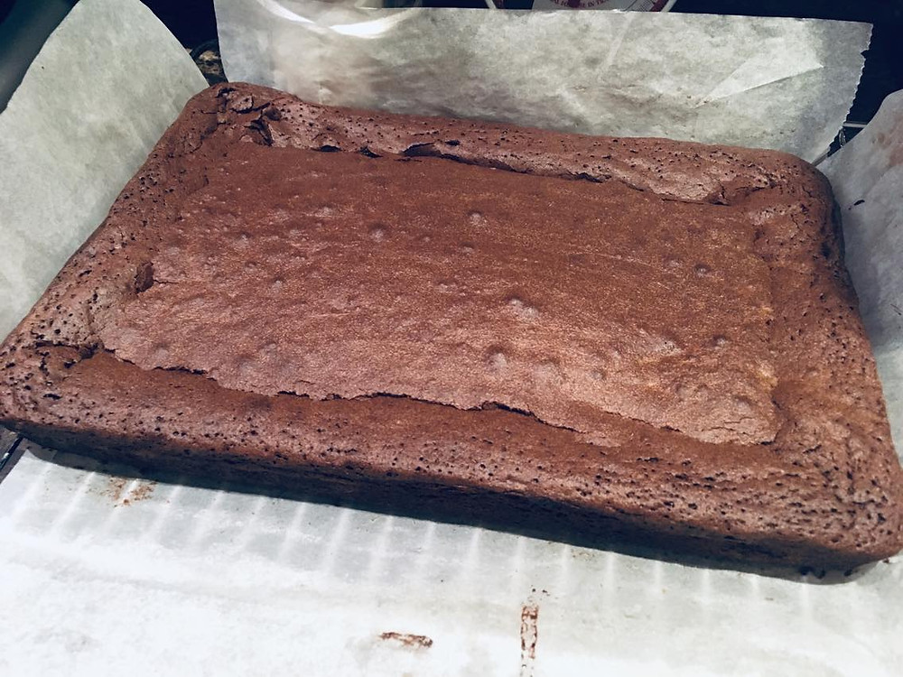 Black Out Brownies