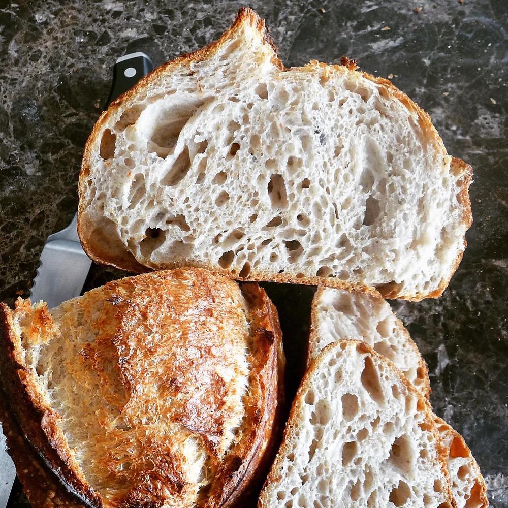 Sourdough Breakfast Bread recipe