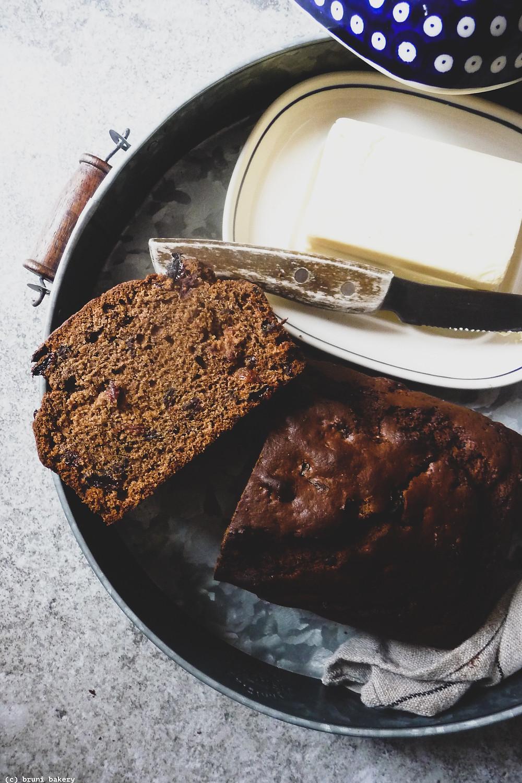 Everyday Brown Butter Fruit Loaf