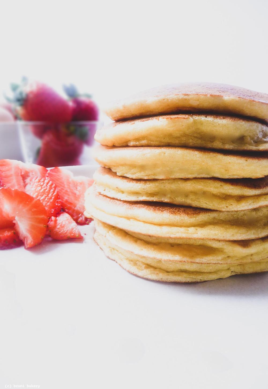 Soft Ricotta Pancakes Recipe
