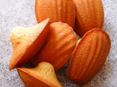 How to bake the perfect Madeleines and Classic Madeleine Recipe
