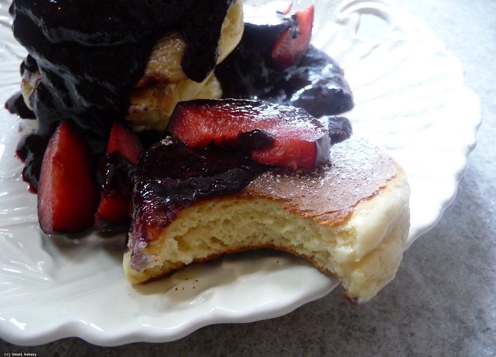 Fluffy Yogurt Pancakes Recipe