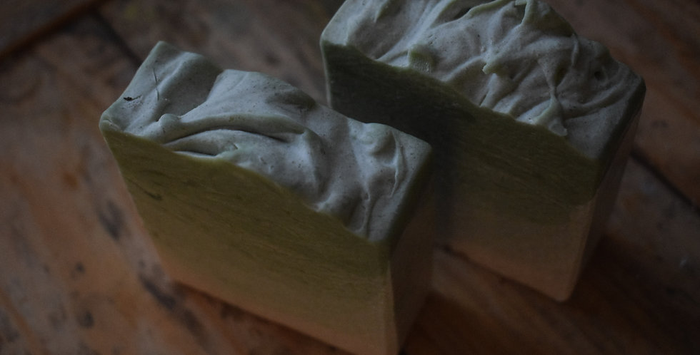 Cedar + Sage - Goat Milk Soap