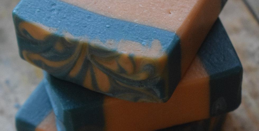 Tangerine Dream - Goat Milk Soap