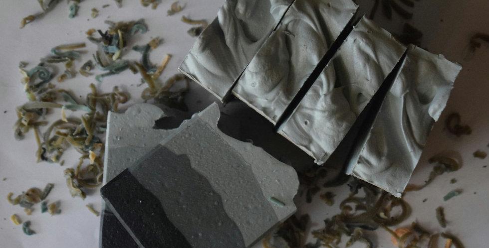 Shades of Blue - Goats Milk soap