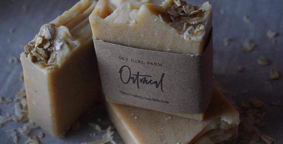 Goats Milk and Oat Soap