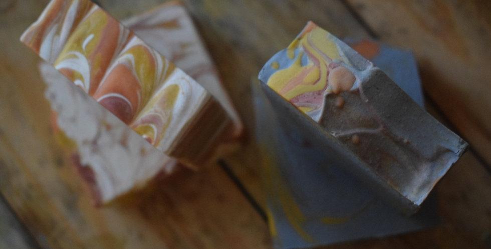 Candied Pecan- Goat Milk Soap