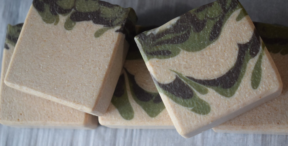 Into The Woods - Goats Milk Soap