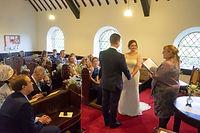 Celebrant Derbyshire Wedding