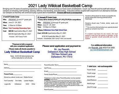 2021 Girls Wildcat Camp.jpg