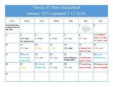 2020-21 Rev 1-12 Jan Boys Varsity JV Bas