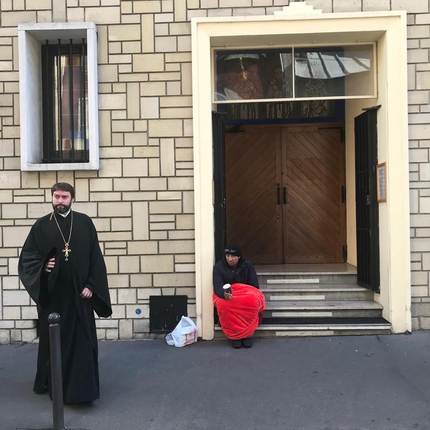 храм Трех Святителей в Париже