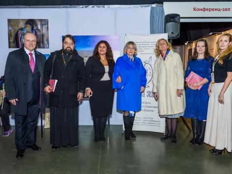 Паломнический центр ИППО «Святая Земля» принял участие в Православном фестивале «Артос»