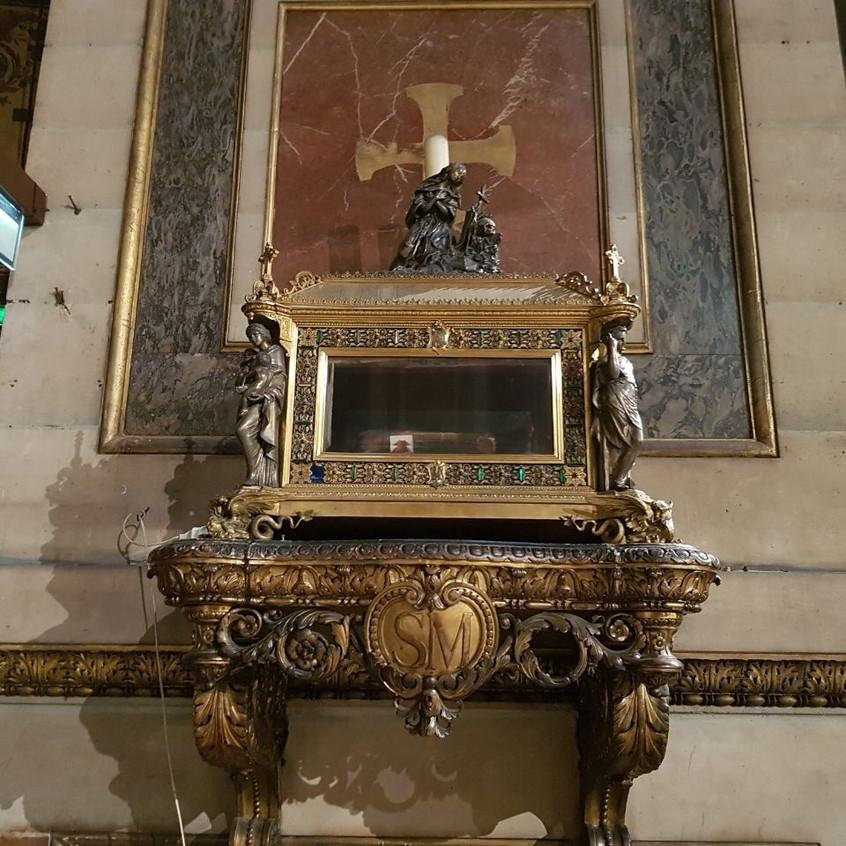 церковь Ла-Мадлен (Марии Магдалины)