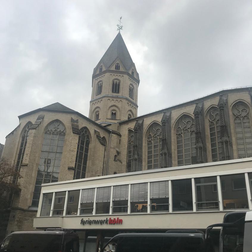 Базилика Святого Андрея