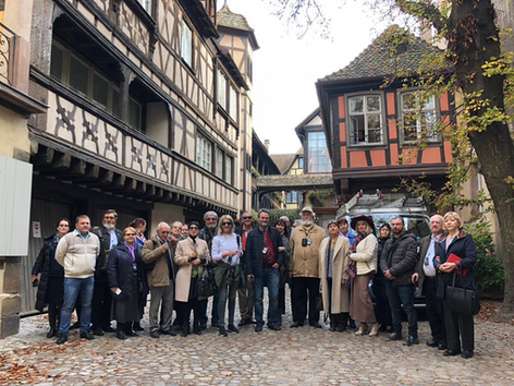 Члены ИППО совершили паломническую поездку по Германии и Люксембургу