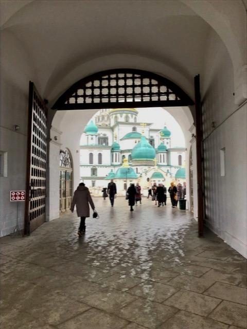 Паломничество в Подмосковье