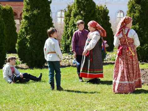В Николо-Сольбинском женском монастыре прошёл Второй фестиваль «Хлеб-да-Сольба»