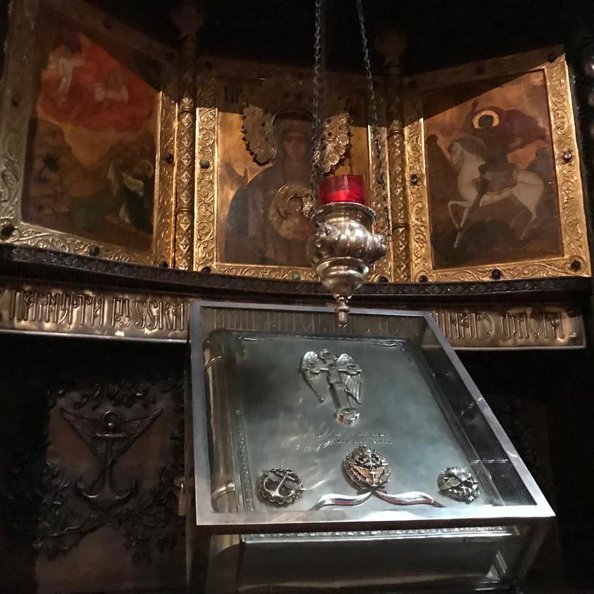собор Александра Невского в Париже