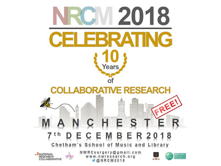 BCTRCG reaches out at the UK National Collaborative Research Meeting (NCRM)