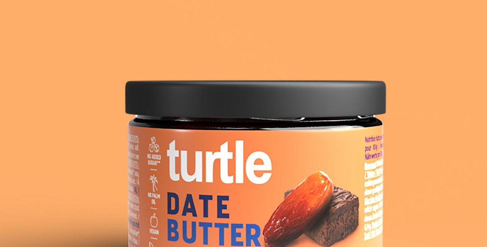 Date Butter Brownie Style