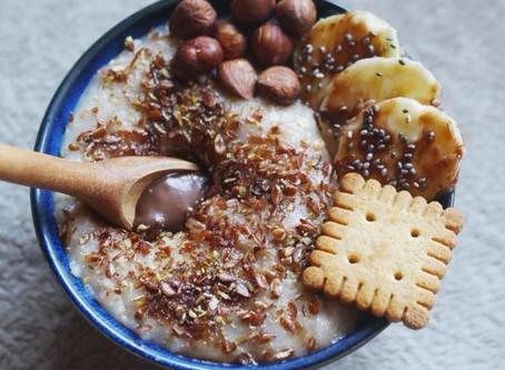 Porridge Choco Banane
