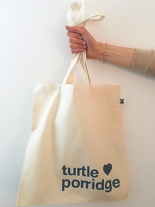 Turtle Tote Bio + Fairtrade